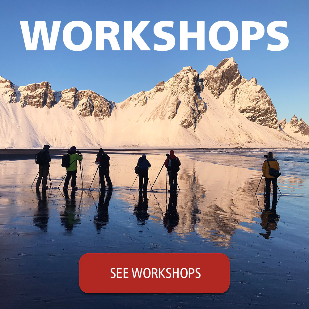PHOTO WORKSHOPS