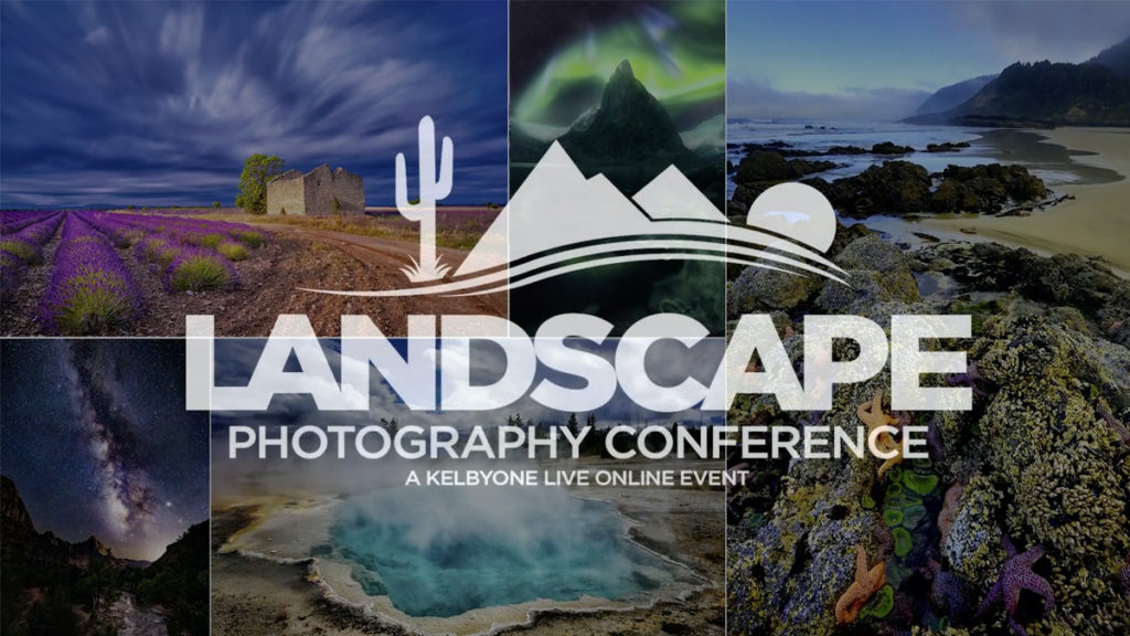 Kelby One Landscape Photography Conference