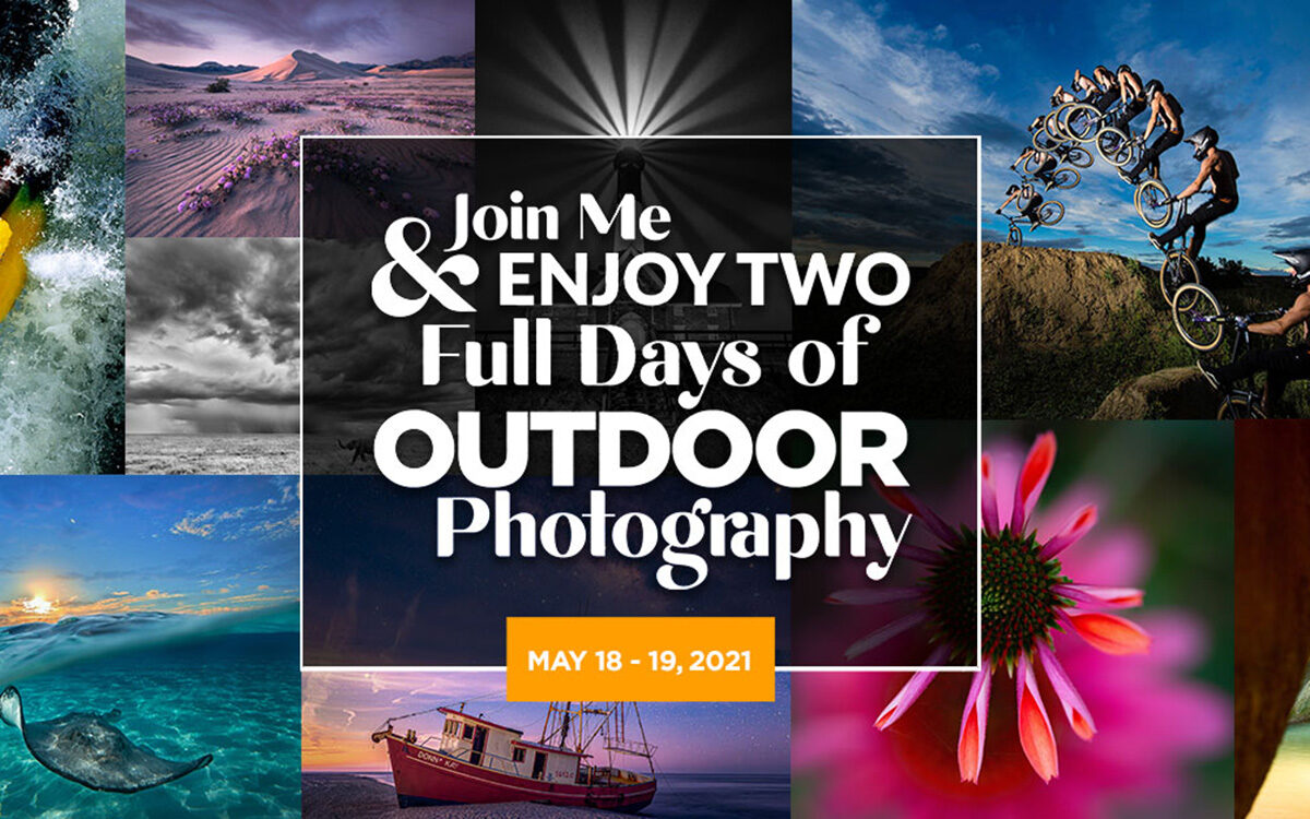 KelbyOne Outdoor Photography Conference